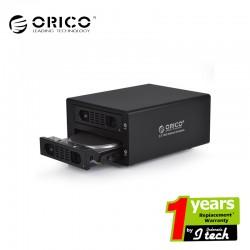 ORICO 3529NAS 2 Bay HDD Enclosure