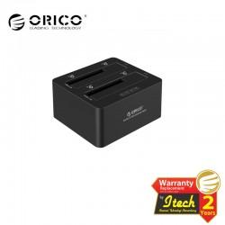 ORICO 6629S3 Dual Bay SATA3.0 to USB3.0 Docking Station