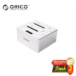 "ORICO 6828US3-C Aluminum 2.5"" & 3.5"" SATA HDD Docking station"