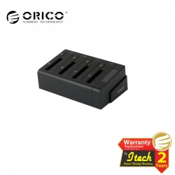 ORICO 6648SUSJ3 4bay SATA HDD USB3.0 + Esata Docking Station
