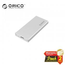 ORICO MSA-UC3 Aluminum mSATA to USB 3.0 SSD Enclosure Adapter Case, Built-in ASM1153E Controller