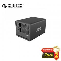 "ORICO 9528U3 2 bay 3.5"" HDD Enclosure"