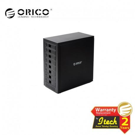ORICO 8988USJ3 Aluminum 3.5 inch 8 bay SATA to USB3.0 Hard Drive Enclosure -