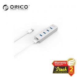 ORICO H4013-U3-SV Alumium 4 Ports USB3.0 HUB