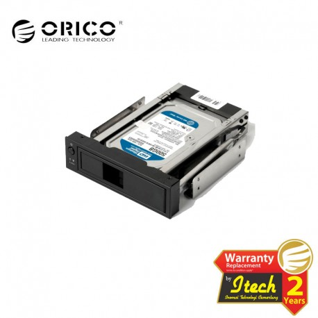 ORICO 1106SS CD-ROM Space 3.5'' SATA HDD Mobile Rack