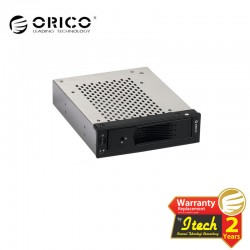 "ORICO 1109SS CD-ROM space 3.5""SATA HDD Mobile Rack"