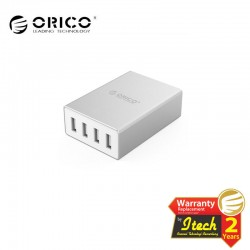 ORICO ASK-4U Aluminum 4 Port Desktop Charger