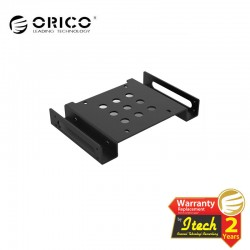 ORICO AC52535-1S Aluminum 5.25 inch to 2.5 or 3.5 inch Hard Drive Caddy