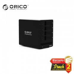 ORICO 9548RU3 USB 3.0 RAID Four Bay Hard Drive Enclosure