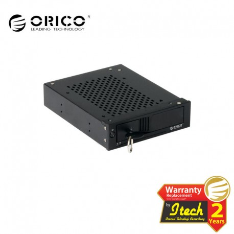 """ORICO 1105SS CD-ROM space 3.5""""SATA HDD Mobile Rack"""