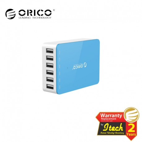ORICO CAS-6U 6-Port Desktop Charger