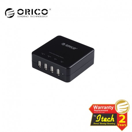 ORICO DCE-4U (4 Port Desktop Charger)