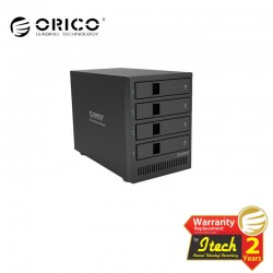 ORICO 9948U3-BK 4-bay SATA3.0 3.5'' SATA 3.0 HDD Enclosure