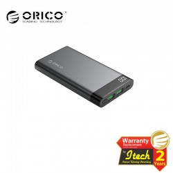 ORICO FIREFLY-YC10 10000mAh Large-capacity Business Power Bank with Display Screen