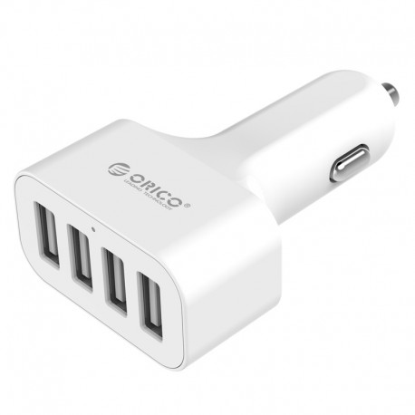 ORICO 48W 4 Port Car Charger (UCH-4U)