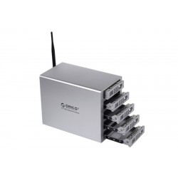 ORICO 3559U3RF-SV five bay wireless home cloud media center