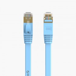 ORICO PUG-C7B CAT7 10000Mbps Flat Ethernet Cable (5METER)