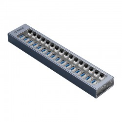 ORICO AT2U3-16AB Multi-Port Hub With Individual Switches