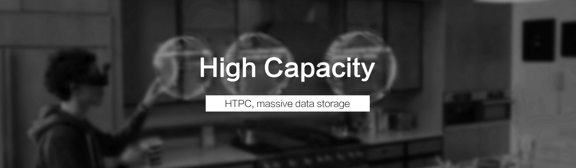 High Capacity Storage